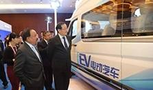 引领创新科技,福田图雅诺元首国宾车尽显国宾典范