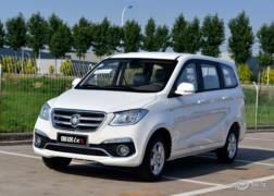 北京伽途ix系列官降来袭 或将掀起MPV市场购车狂潮