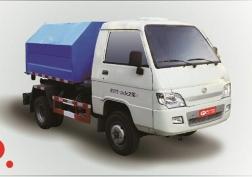 小卡之星1-2吨拉臂钩车(车厢可卸式)